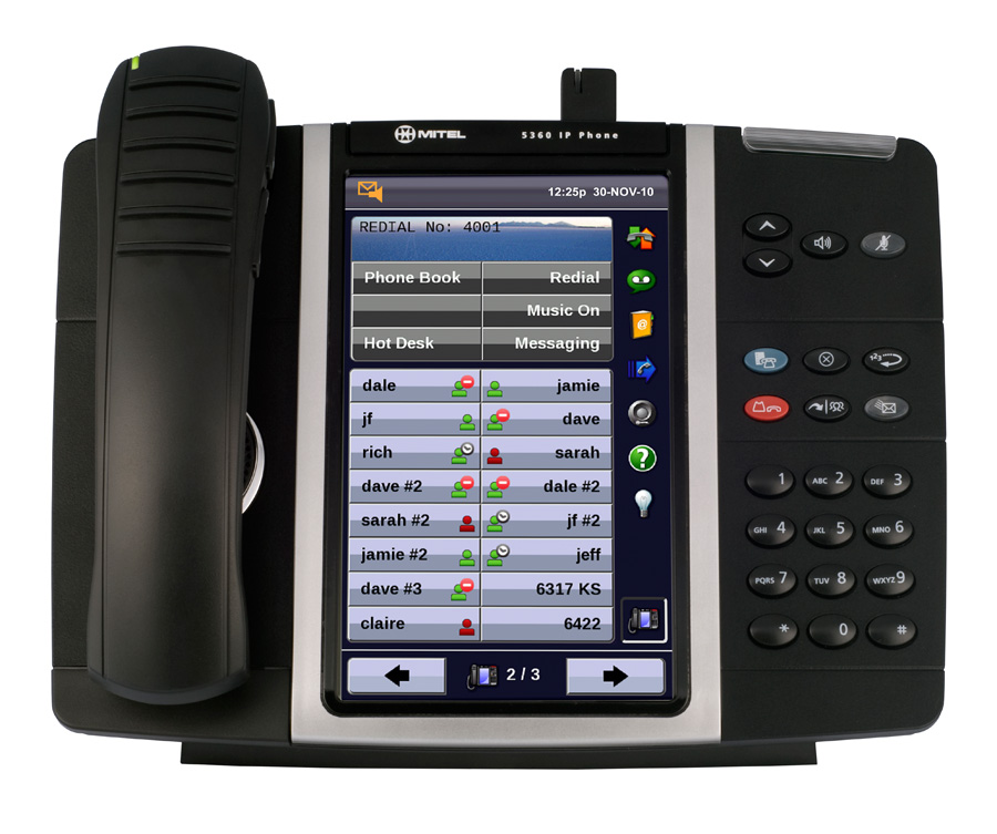 Mitel MiVoice 5360 IP Phone